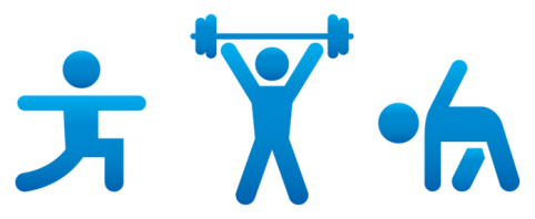 Exercise-border-clipart