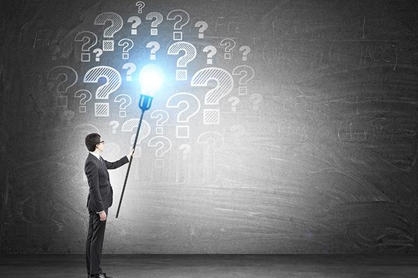 questions-light